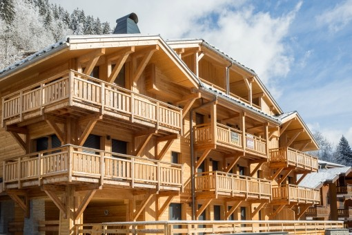 Apartment la Source d'Aulps, Morzine