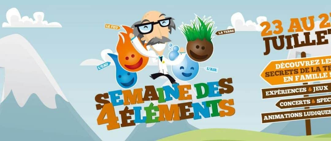 The 4 Elements Week in Les Gets